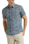 Short Sleeve Tapered Frederick Shirt