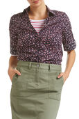 Lily Voile Floral Shirt