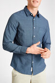Long Sleeve Tapered Miller Shirt