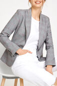 Signature Antonia Check Blazer