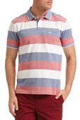 Halifax Stripe Polo