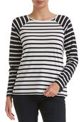Mallory Mixed Stripe Tee