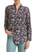 Janessa Silk Cotton Shirt