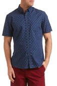 Short Sleeve Regular Bewes Shirt