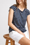 Corfu Stripe T-Shirt