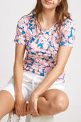 Floral Print Magic T-Shirt