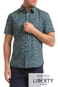 Short Sleeve Tapered Liberty Shirt