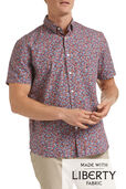 Short Sleeve Regular Ben Liberty Shirt