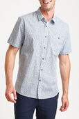 Short Sleeve Regular Bullong Shirt