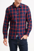 Long Sleeve Tapered Fisher Shirt