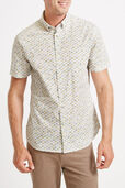 Short Sleeve Tapered Dan Liberty Shirt