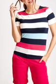 Stripe Magic Tee