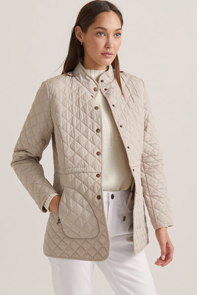 Image of Sportscraft Lottie Quilted Jacket